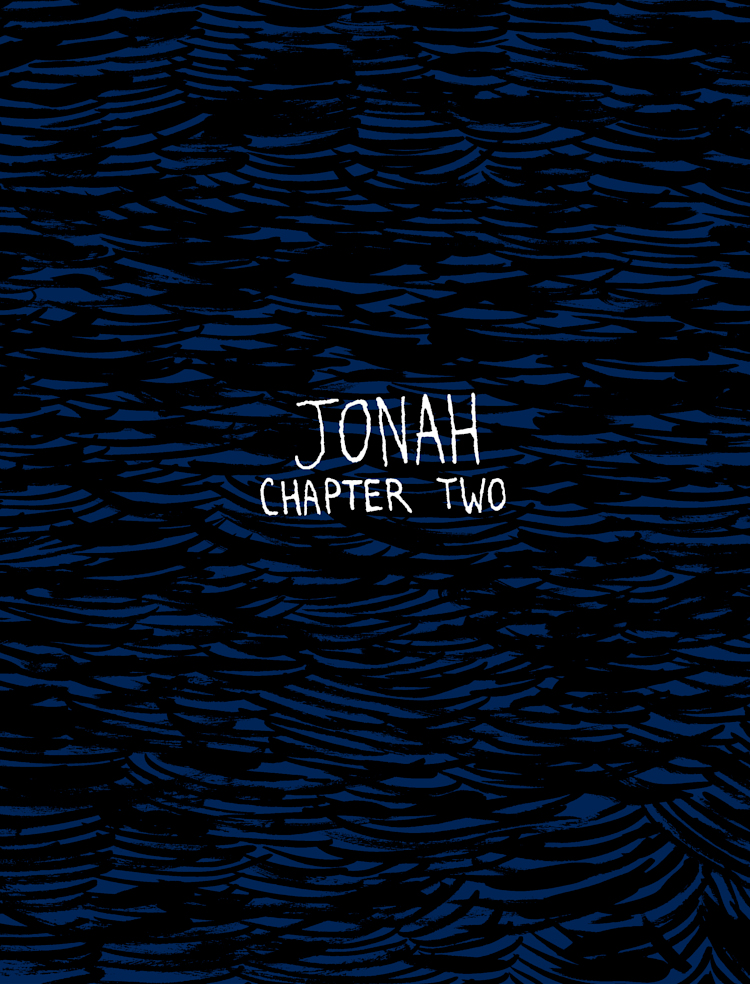Jonah (chapter two)