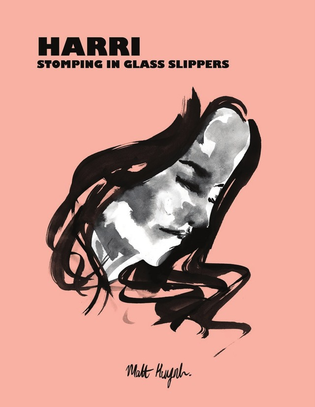 Harri - Stomping in Glass Slippers