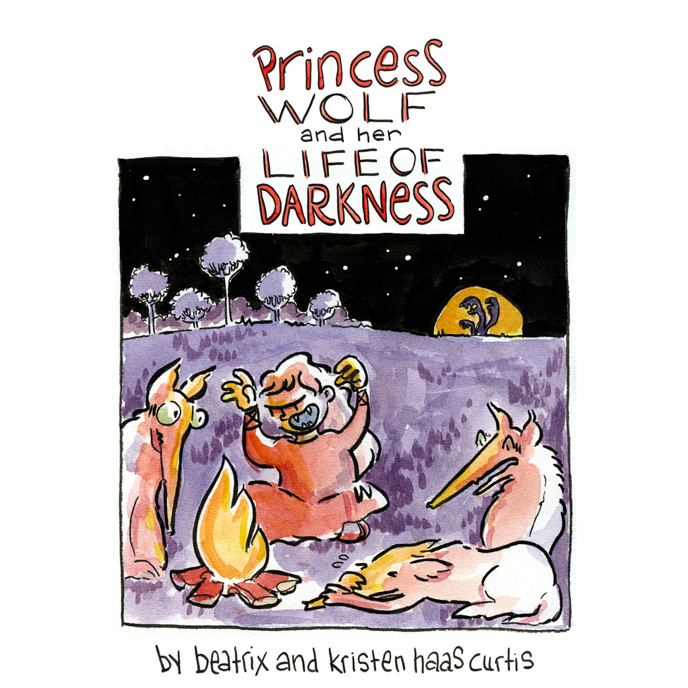 Princess Wolf and her Life of Darkness