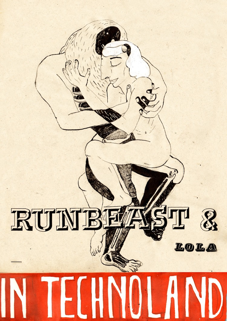 Runbeast & Lola in Technoland