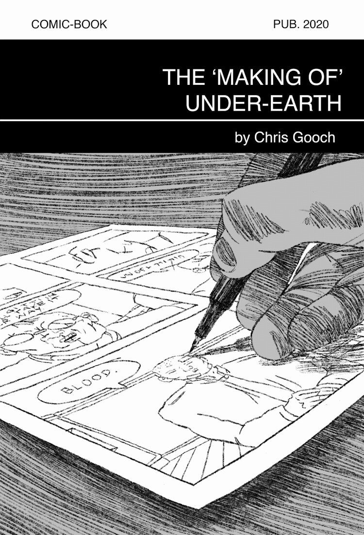 'Making Of' Under-Earth