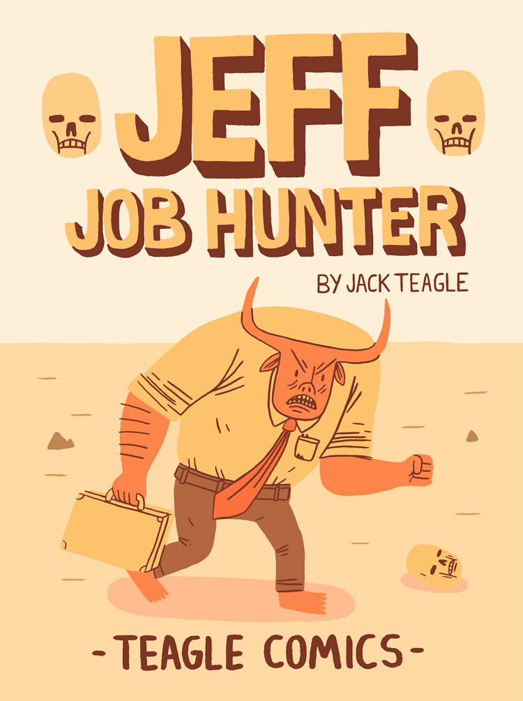 Jeff Job Hunter